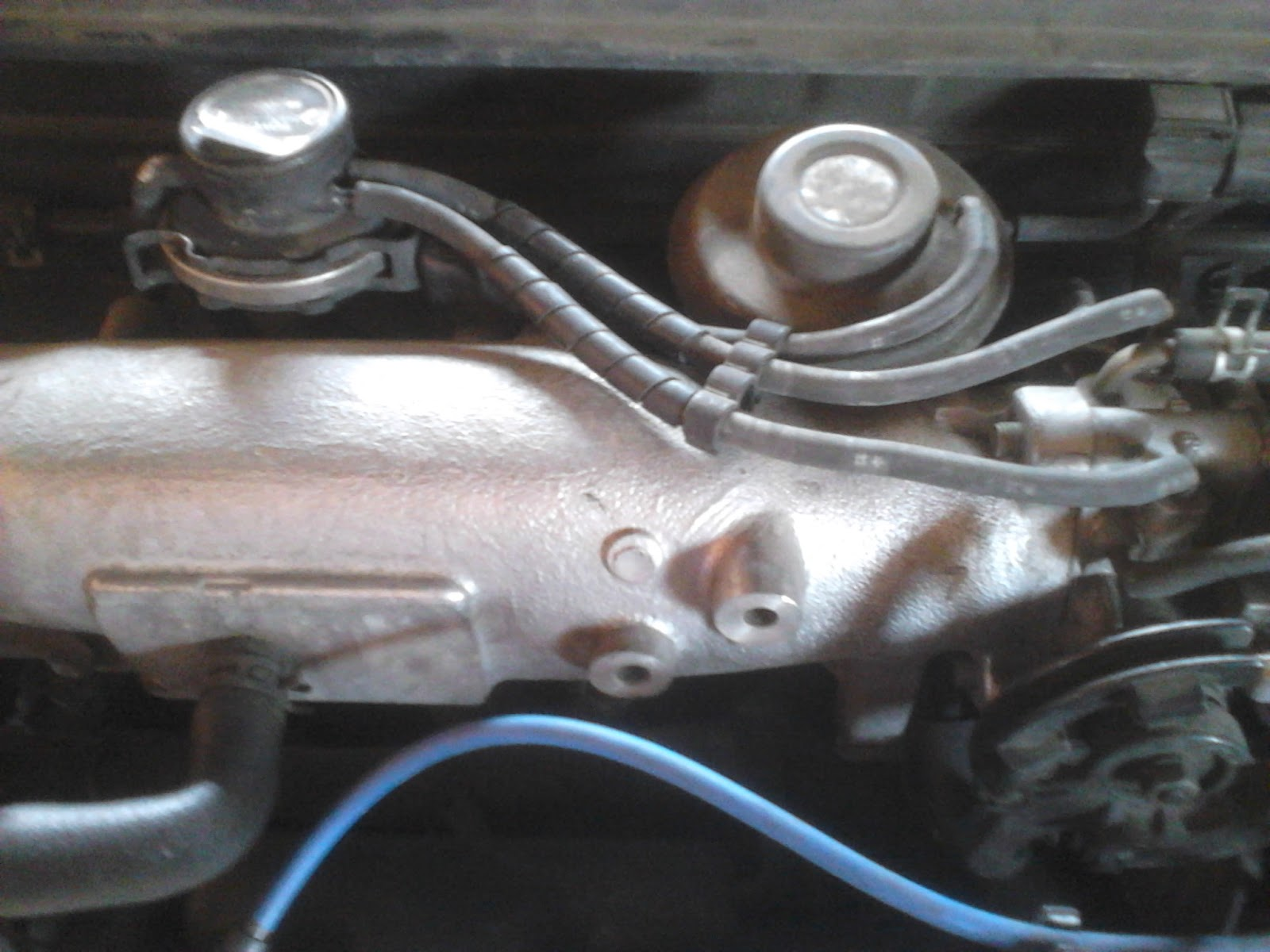 Watch likewise 2004 Rx330 Valve Cover Gaskets further Watch further Toyota Camry Code P0401 likewise Watch. on tacoma egr valve location